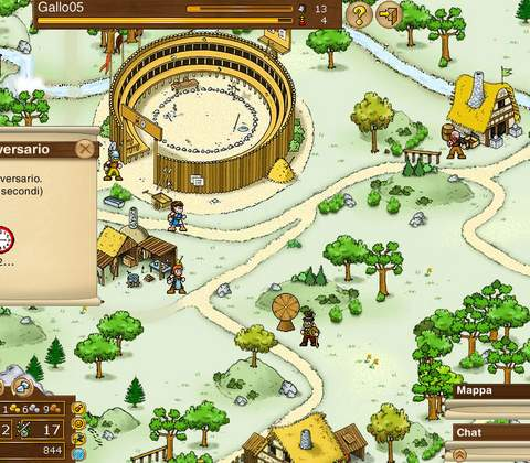 Traviani in-game screenshot 2