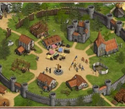 Tribals in-game screenshot 1