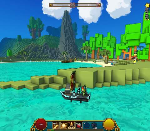 Trove in-game screenshot 9