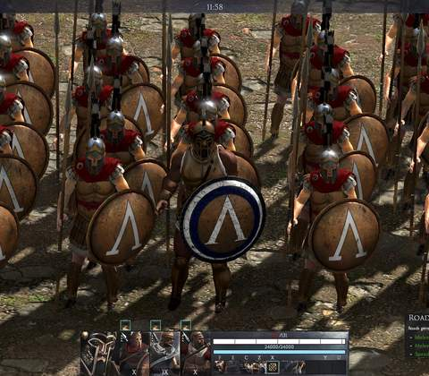 Total War: Arena in-game screenshot 10