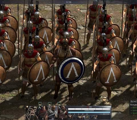 Total War: Arena in-game screenshot 10