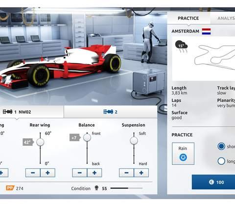 UnitedGP in-game screenshot 5