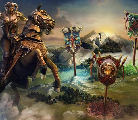 Vikings: War of Clans in-game screenshot 1
