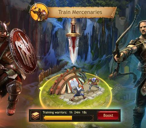 Vikings: War of Clans in-game screenshot 2