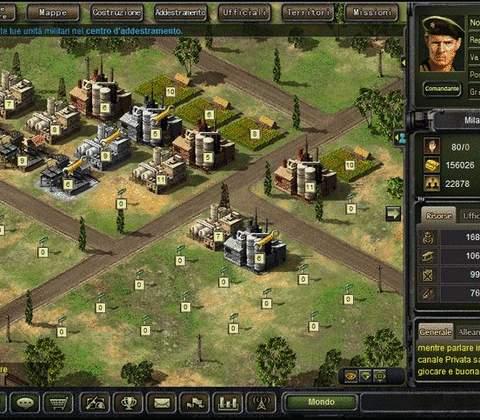 War 2 Glory in-game screenshot 4