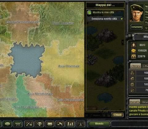 War 2 Glory in-game screenshot 6