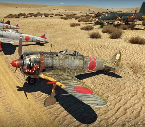 War Thunder in-game screenshot 21