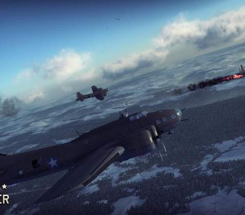 War Thunder in-game screenshot 1