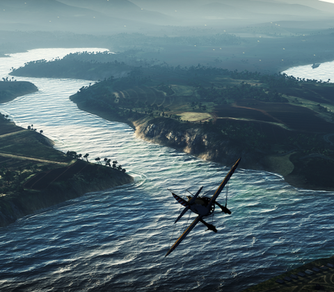 War Thunder in-game screenshot 3