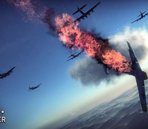 War Thunder in-game screenshot 4