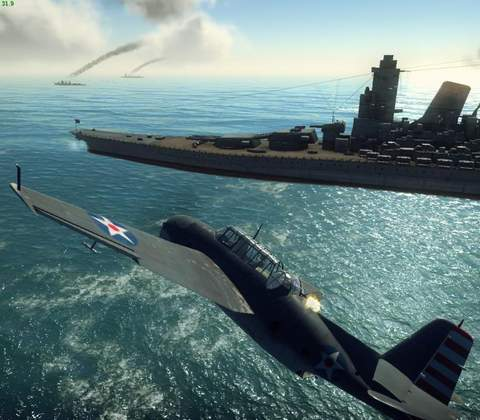 War Thunder in-game screenshot 6