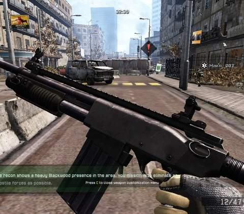 Warface in-game screenshot 6