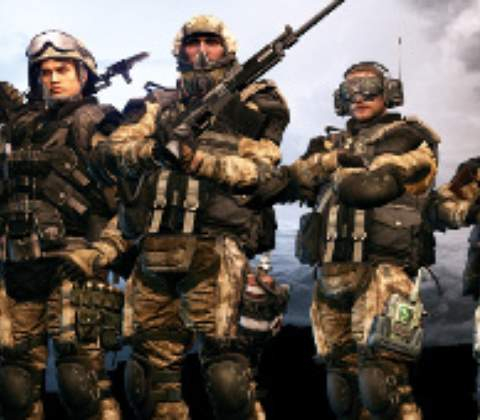 Warface in-game screenshot 1