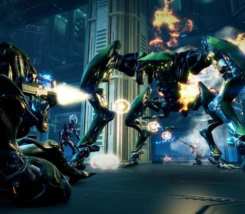 Warframe in-game screenshot 5