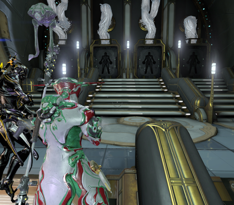 Warframe in-game screenshot 1