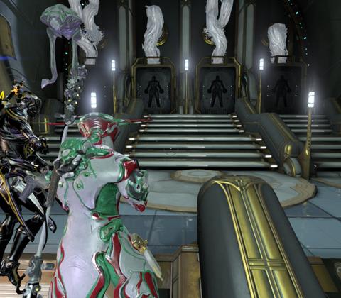 Warframe in-game screenshot 1