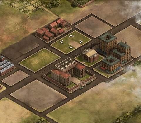 Wargame 1942 in-game screenshot 1