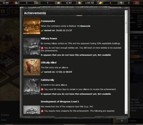 Wargame 1942 in-game screenshot 2