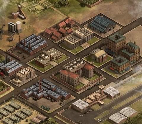 Wargame 1942 in-game screenshot 3
