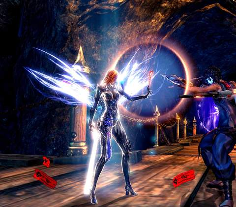 Blade and Soul in-game screenshot 6