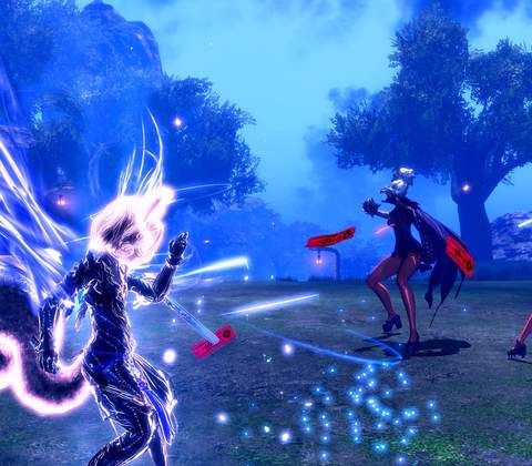 Blade and Soul in-game screenshot 8