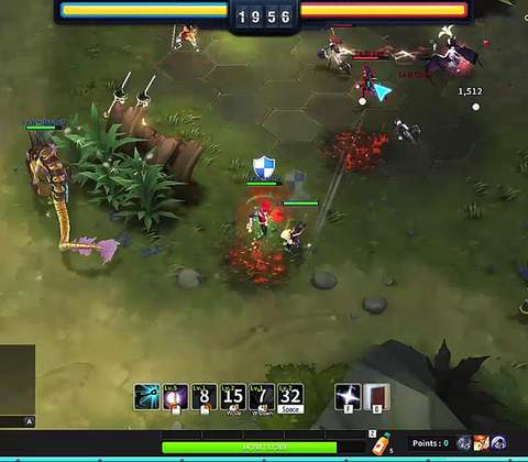 HeroWarz in-game screenshot 16