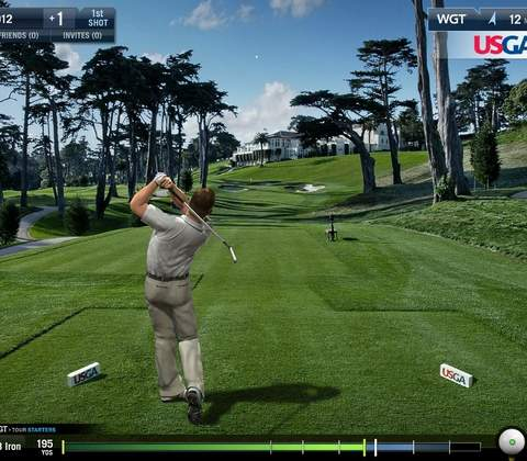 World Golf Tour (WGT) in-game screenshot 5