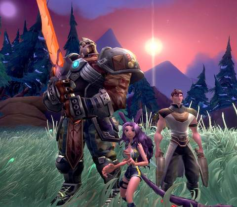 Wildstar in-game screenshot 6