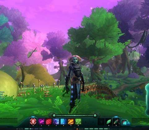 Wildstar in-game screenshot 11