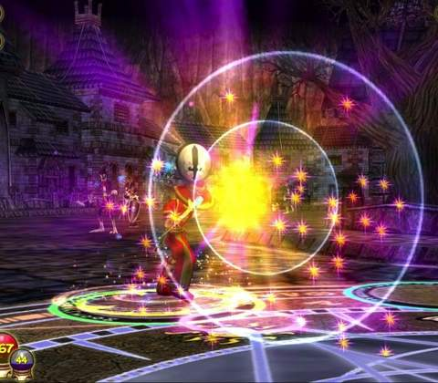 Wizard101 in-game screenshot 1