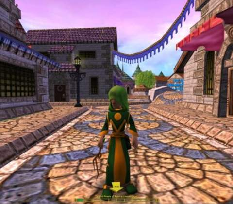 Wizard101 in-game screenshot 2