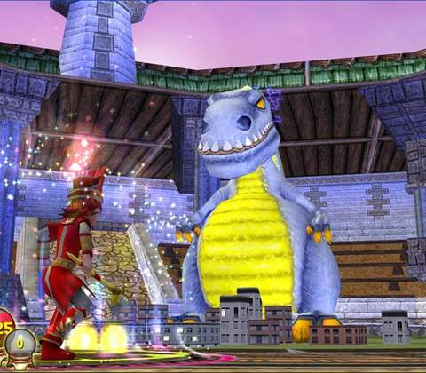Wizard101 in-game screenshot 3
