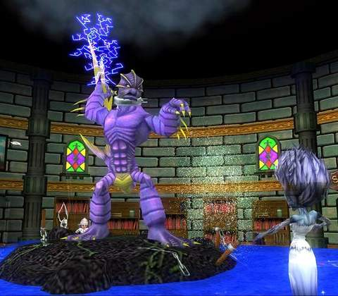 Wizard101 in-game screenshot 9
