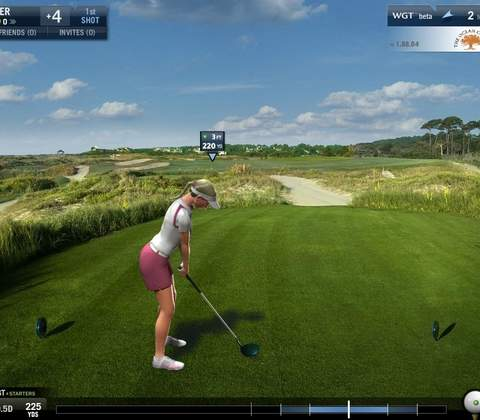 World Golf Tour (WGT) in-game screenshot 6