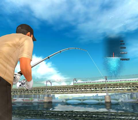 World Tour Fishing in-game screenshot 7