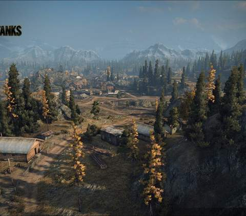 World of Tanks in-game screenshot 5
