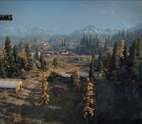 World of Tanks in-game screenshot 5