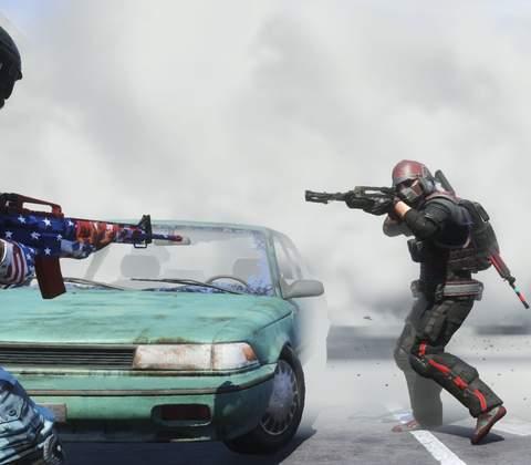 Z1 Battle Royale in-game screenshot 5