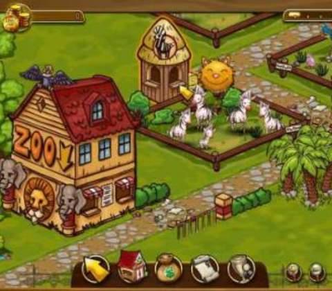 Zoomumba in-game screenshot 2