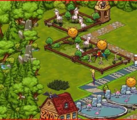 Zoomumba in-game screenshot 3