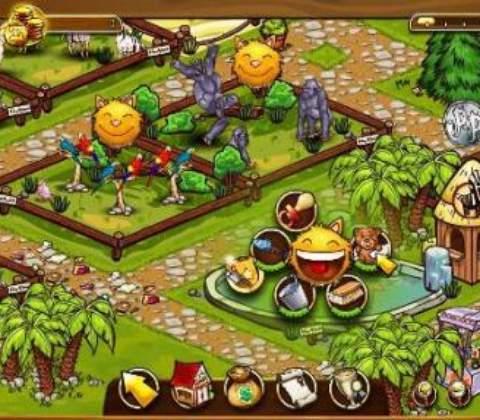 Zoomumba in-game screenshot 4
