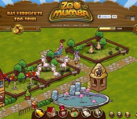 Zoomumba in-game screenshot 5