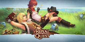 Royal Quest 2015 game