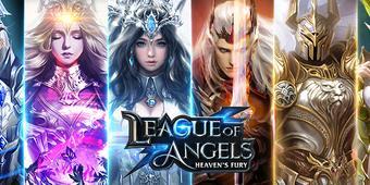 League of Angles - Heaven's Fury 2020