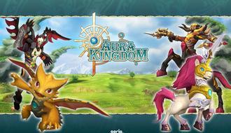 Aura Kingdom free online game