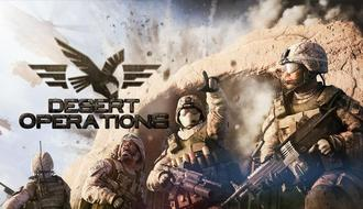 Desert Operations free online game