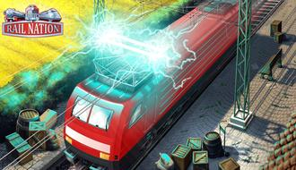 Rail Nation Browsergame manageriale di treni