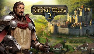 Tribal Wars 2 Browser Game strategico