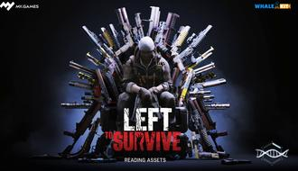 Left To Survive free online game