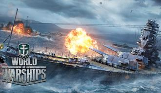 World of Warships Battaglie navali in 3D